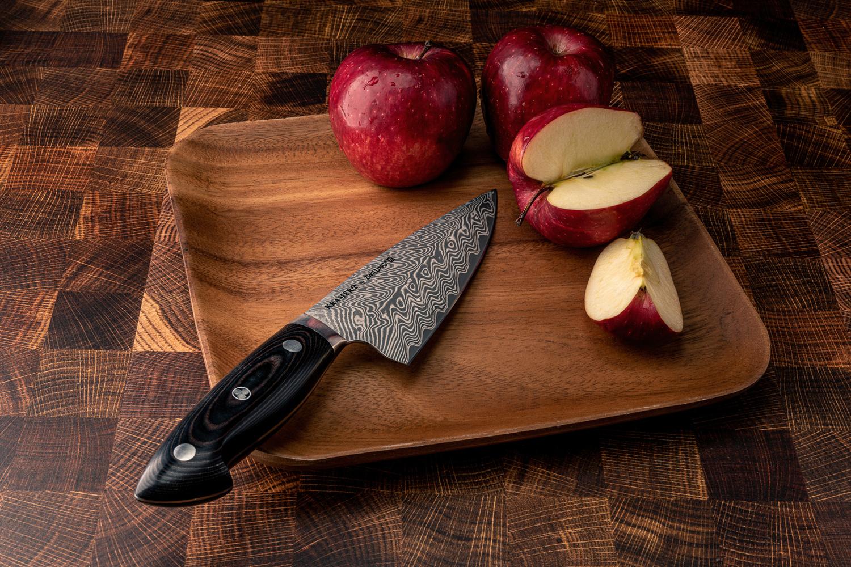 Chef Knife by Muhammad Al-Qatam