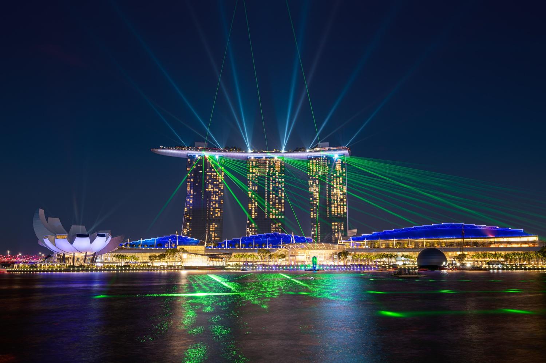 Lights..... Lasers...... Action by Muhammad Al-Qatam