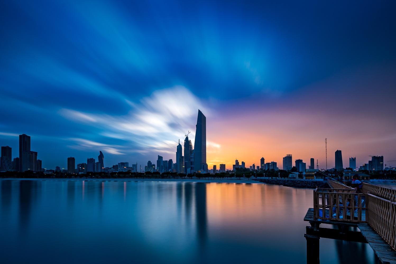 Fading light by Muhammad Al-Qatam