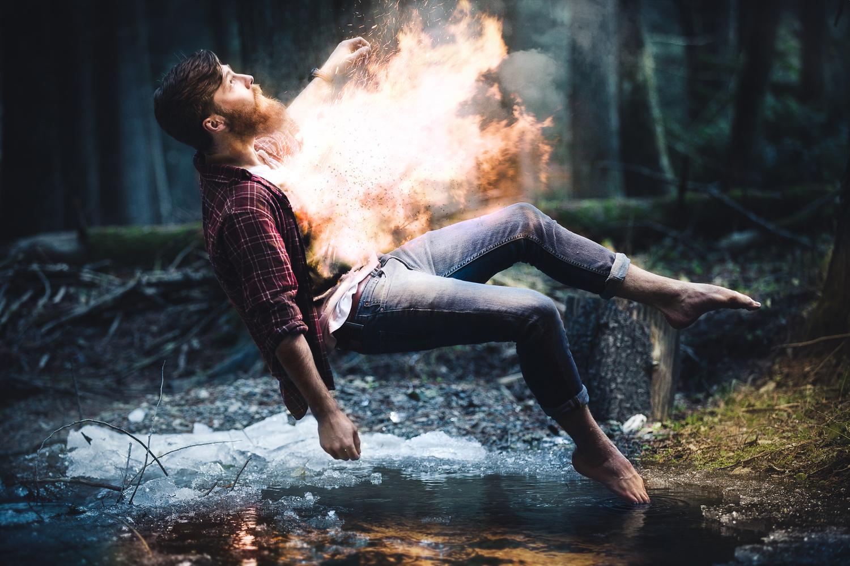 Fire & Ice by Josh Allred