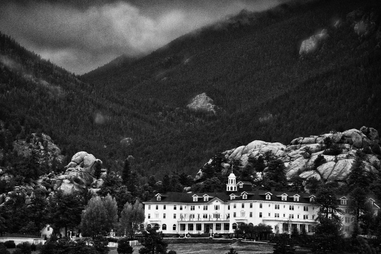 Stanley Hotel. Estes Park Co by Scott Hays
