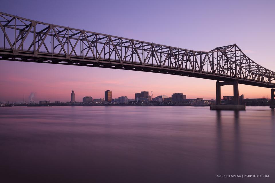 Baton Rouge, Louisiana by Mark B