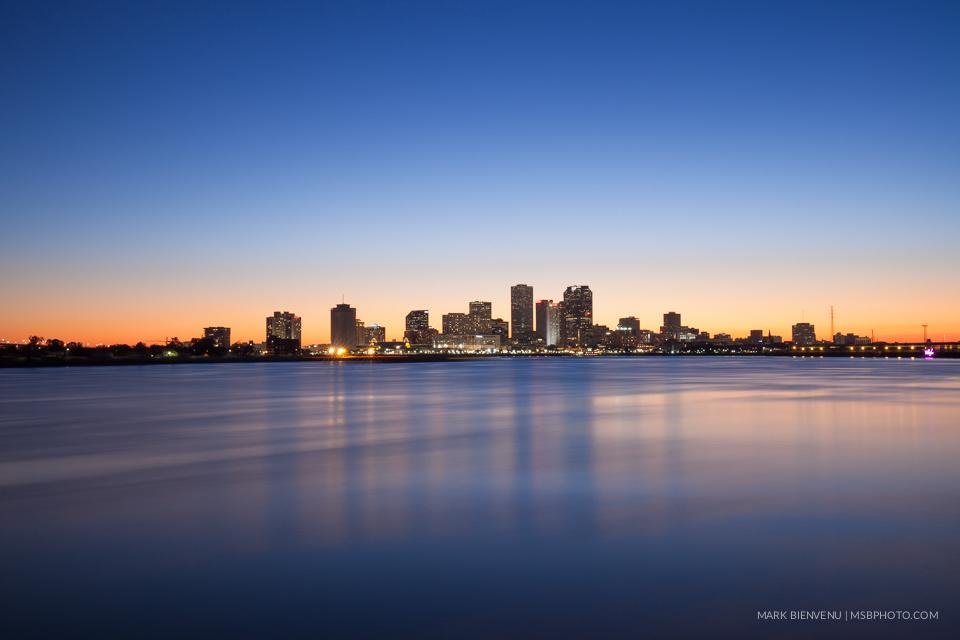 New Orleans, Louisiana by Mark B