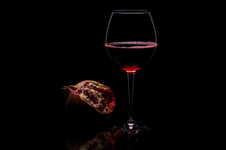 Pomegranate Wine by Arthur Sargsian
