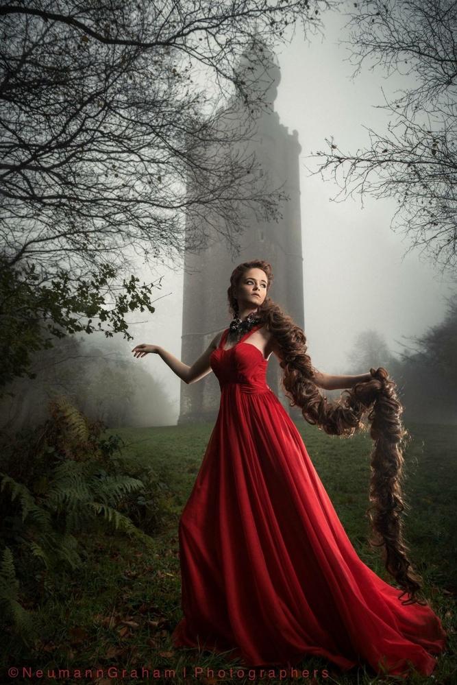 The escape by Irene Neumann-Graham