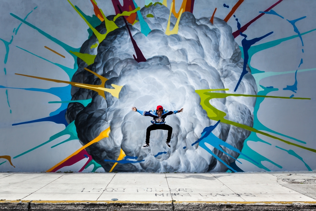 Jump by Xavier Randall