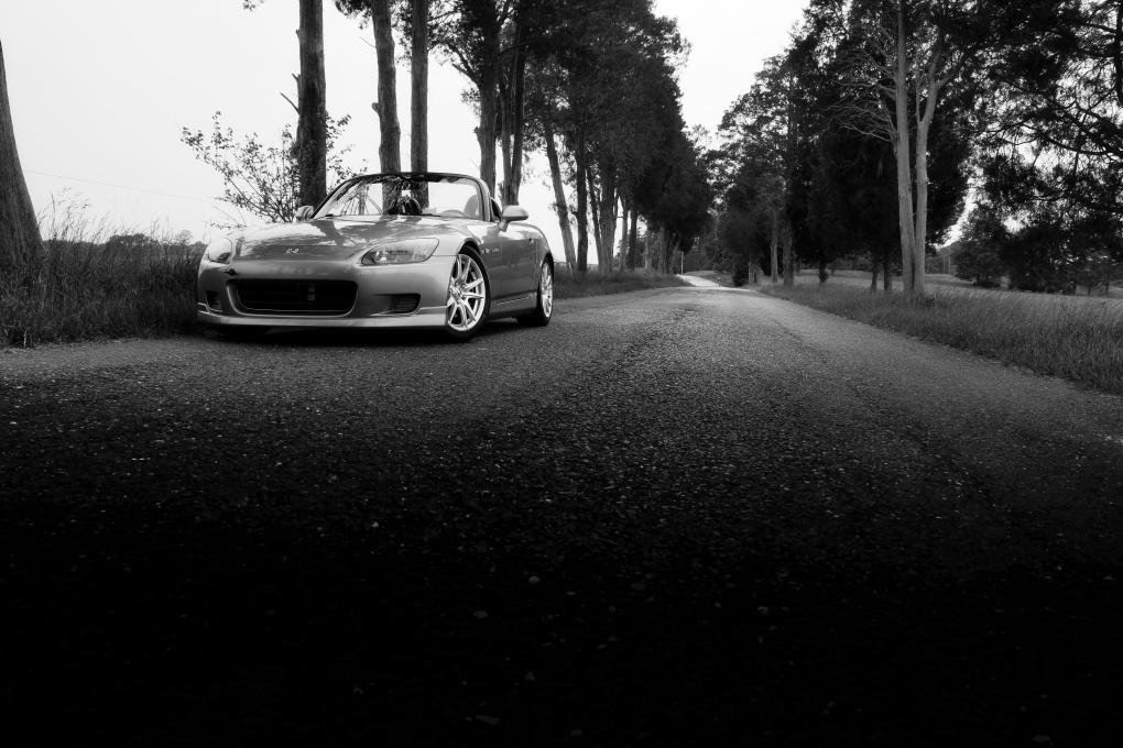 Hidden Road by Xavier Randall