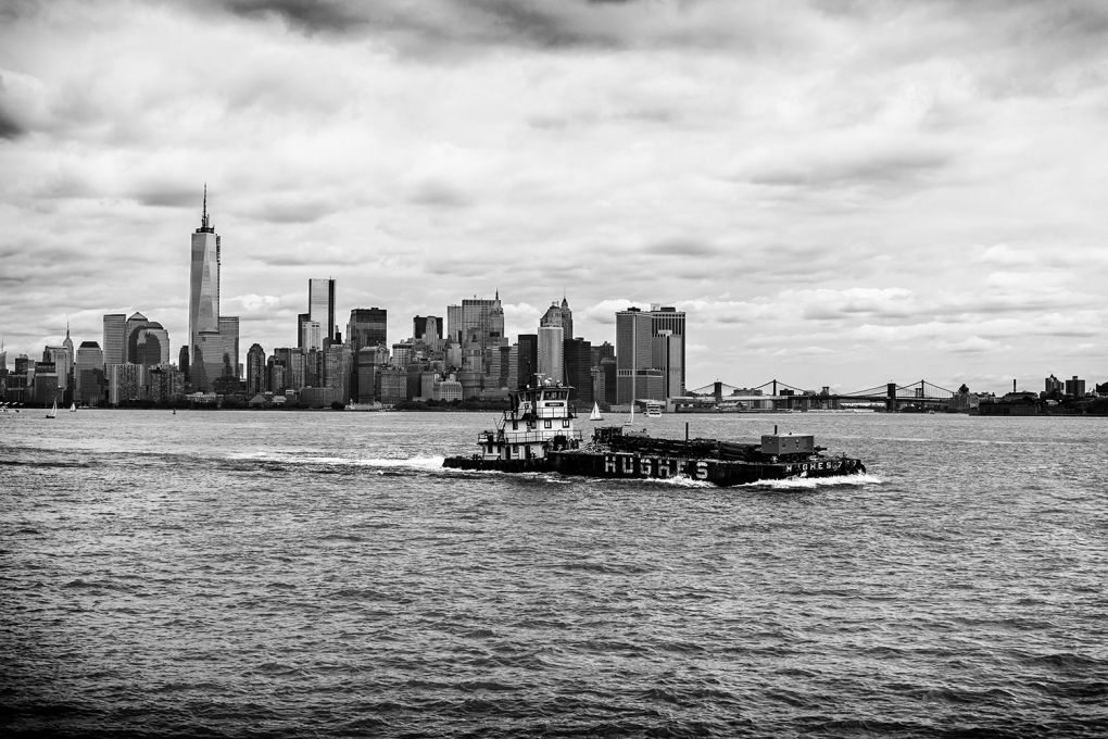 Gotham City by Xavier Randall