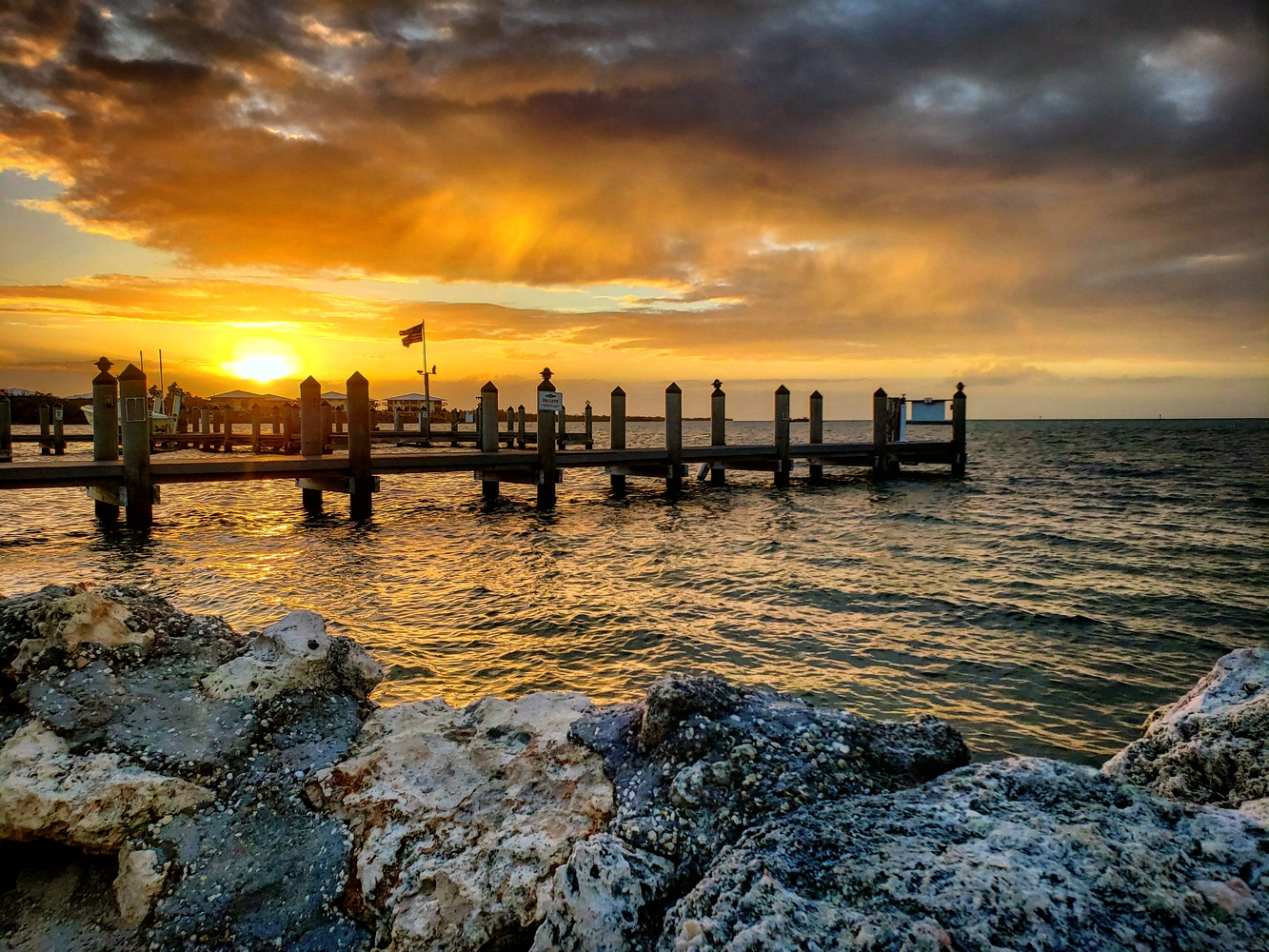 Key West Sunset by Rick DeLucia