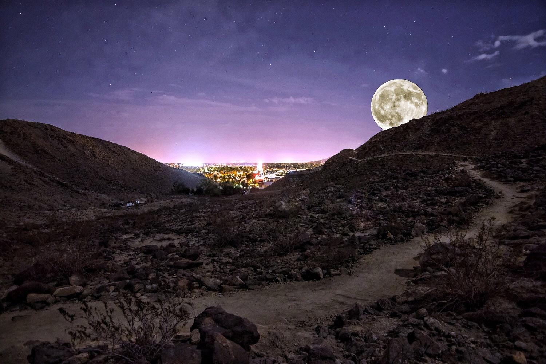 Moon Grind by Sal Cavazos
