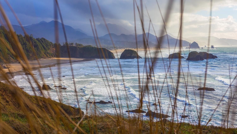 Coast Through by Sal Cavazos