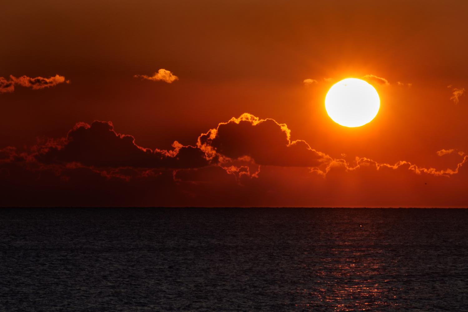 Red Dawn by Bill Schreiner