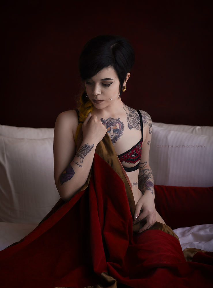 Elegance by Corey Pollack