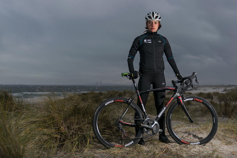 Ditte Kristensen, Danish Triathlete by Matt Marsh