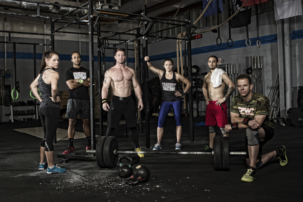 CrossFit Wartown by Ashley Evans
