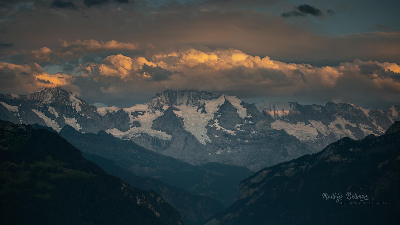 Jungfraujoch region by Matthijs Bettman