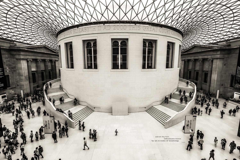 The British museum by Matthijs Bettman