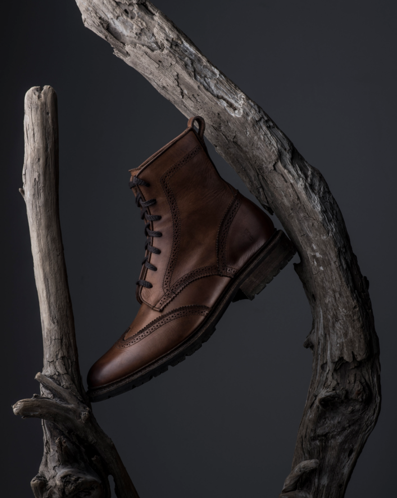 Frye Boot by Kirby Hines