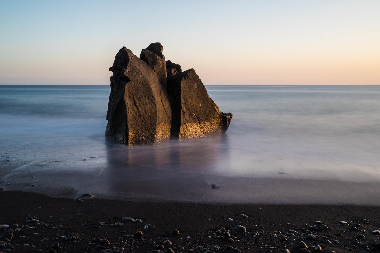 Golden Rock by Sascha Pihan