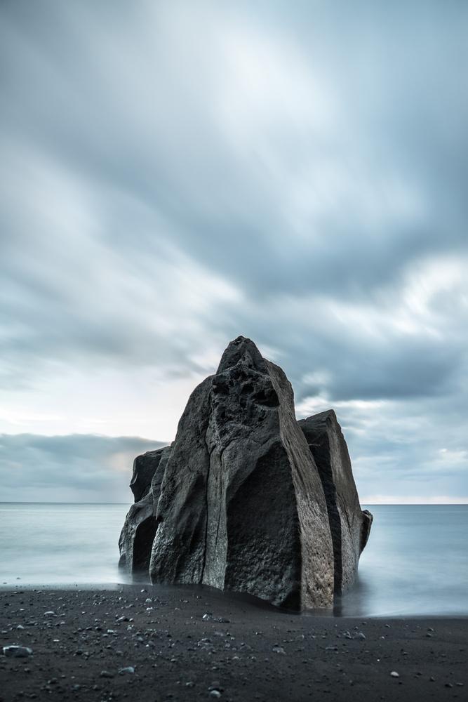 Blue Rock by Sascha Pihan