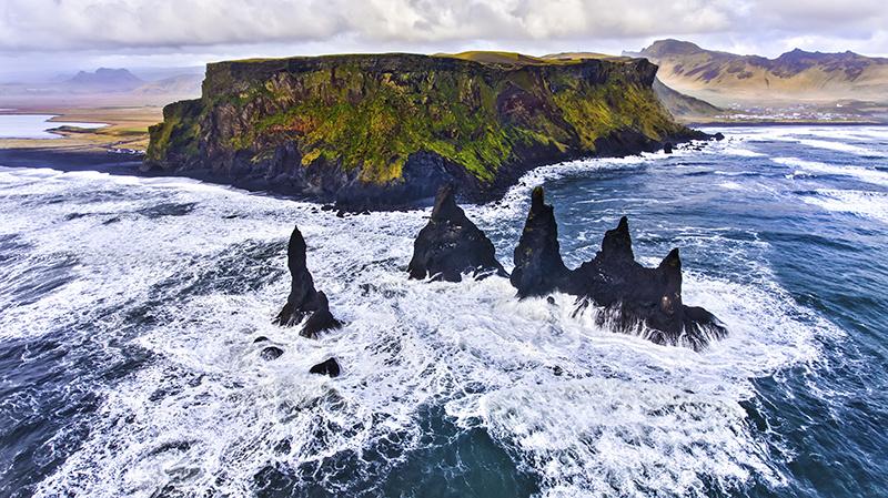 Iceland Coastline by John Hooper