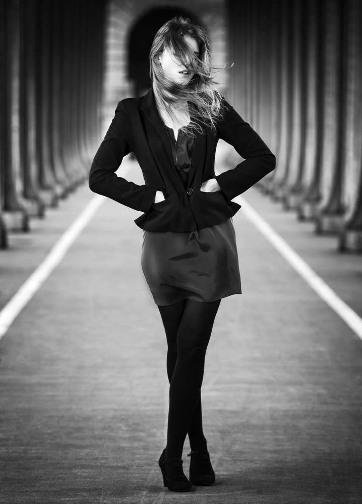 Blandine Bourd by ADITYA MISRA