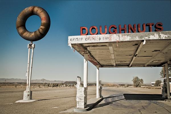 Donuts by Jeff Shaffer