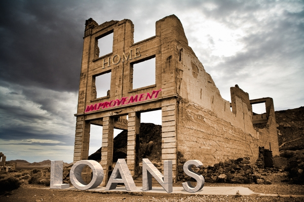 Home Improvement Loans by Jeff Shaffer