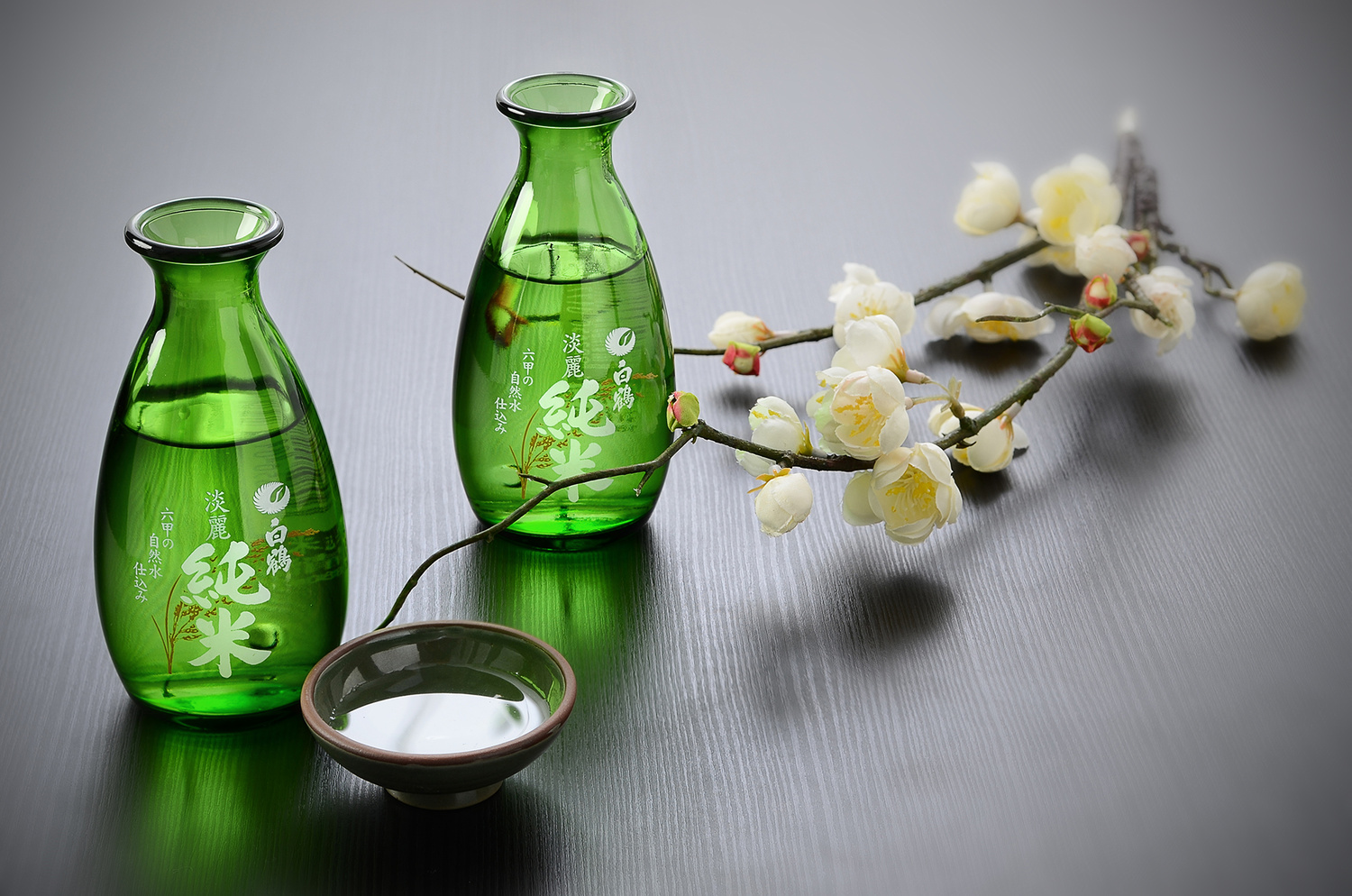 Sake by Richard Arturo
