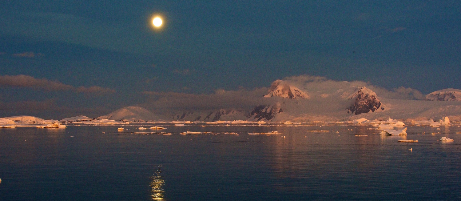 Full Moon Rising by Don Campbell