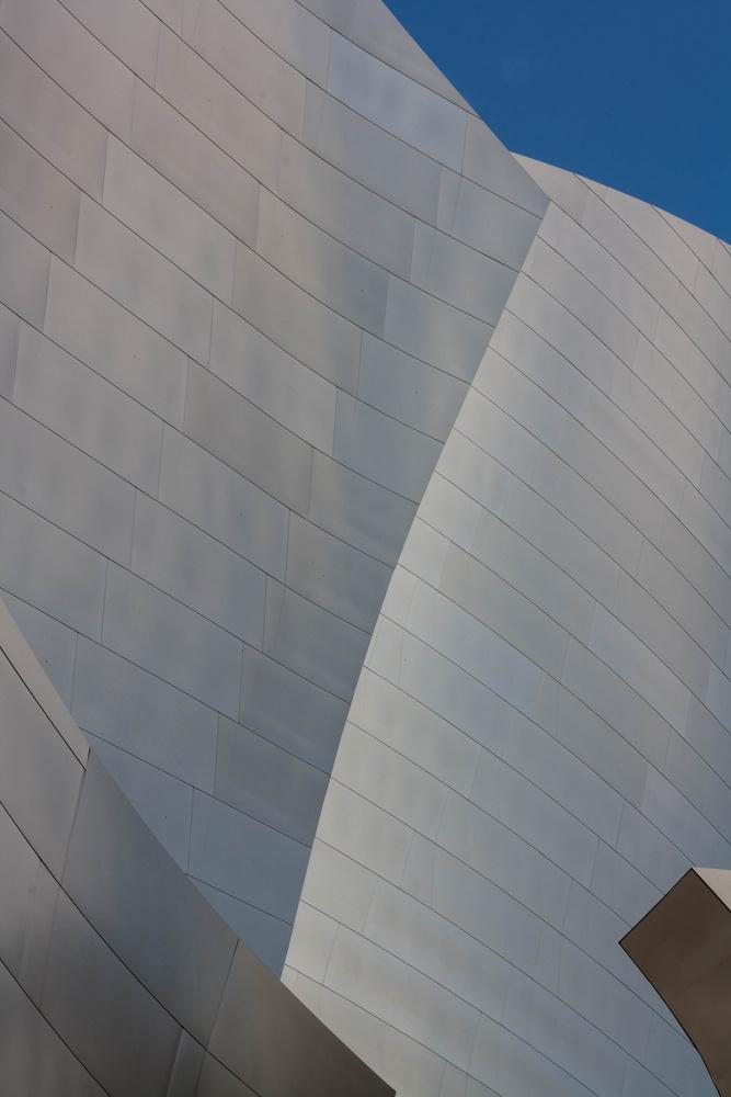 Disney Concert Hall 2 by Brian Borkowski