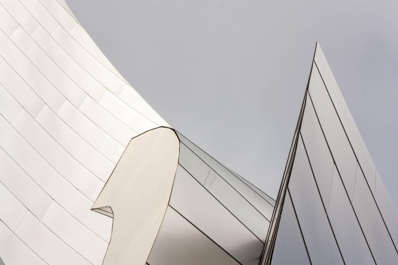 Disney Concert Hall 1 by Brian Borkowski