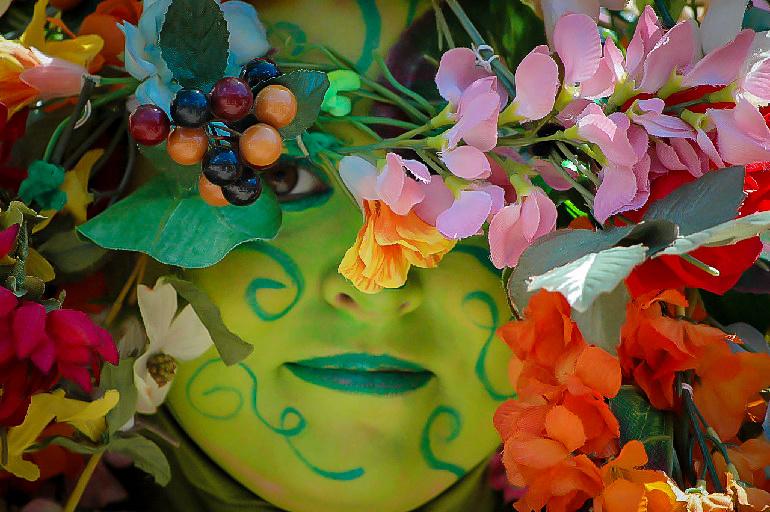La Fille de Fleur by Roger Lorenz