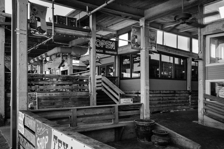 Fort Worth Stockyards by Roger Lorenz