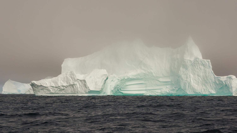 Misty Ice by Jean-Claude Kresse