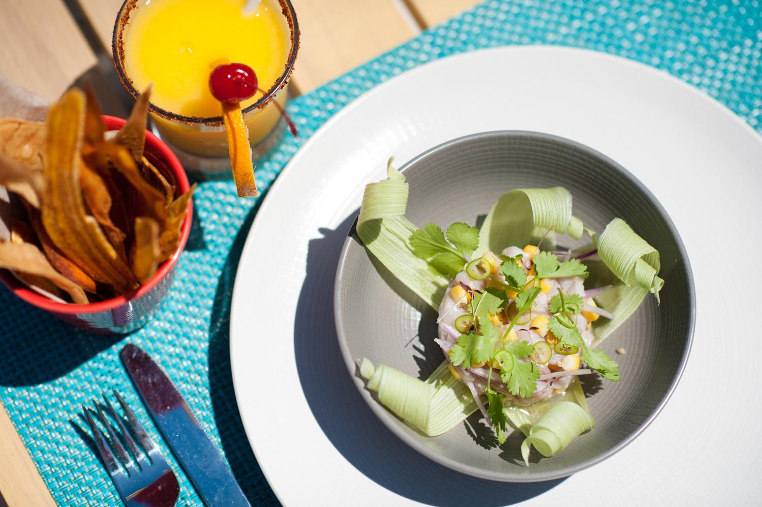 Gastronomy photography Puerto Vallarta by Julien Leveau
