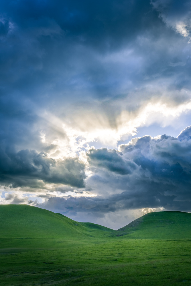 Glory Rays by Micah Burke