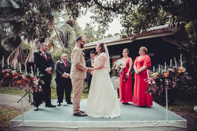 WEDDING: Mr. & Mrs. Bernhardt by David Sala