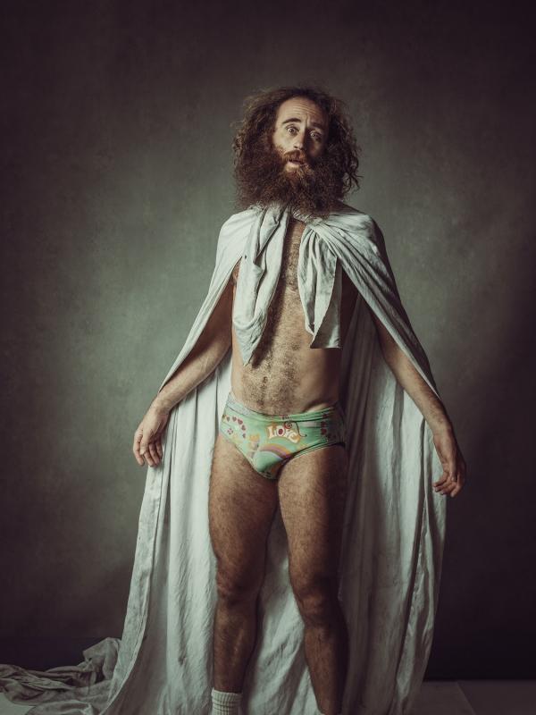 Matthew Silver by Damian Battinelli