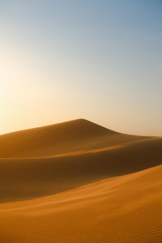 Glamis Sand Dunes by Kavin Bradner