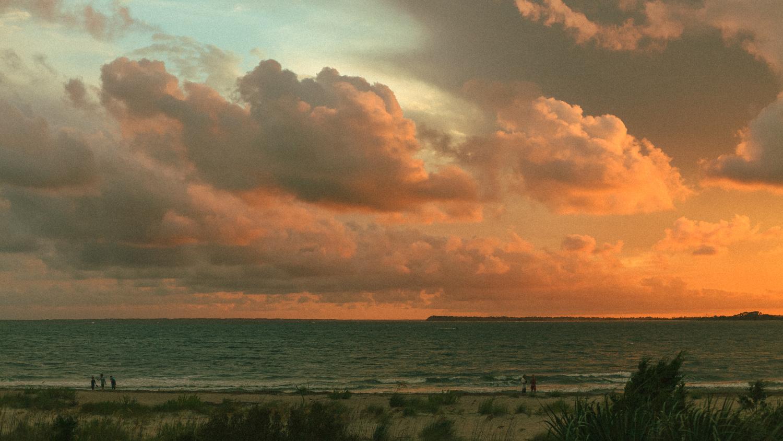 Edisto Beach by Kavin Bradner