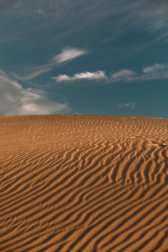Pismo Beach Dunes by Kavin Bradner
