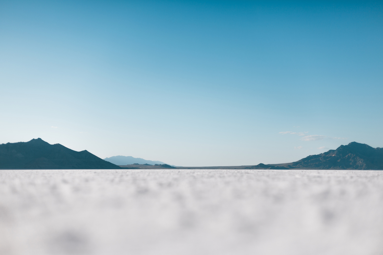 Bonneville Salt Flats by Kavin Bradner