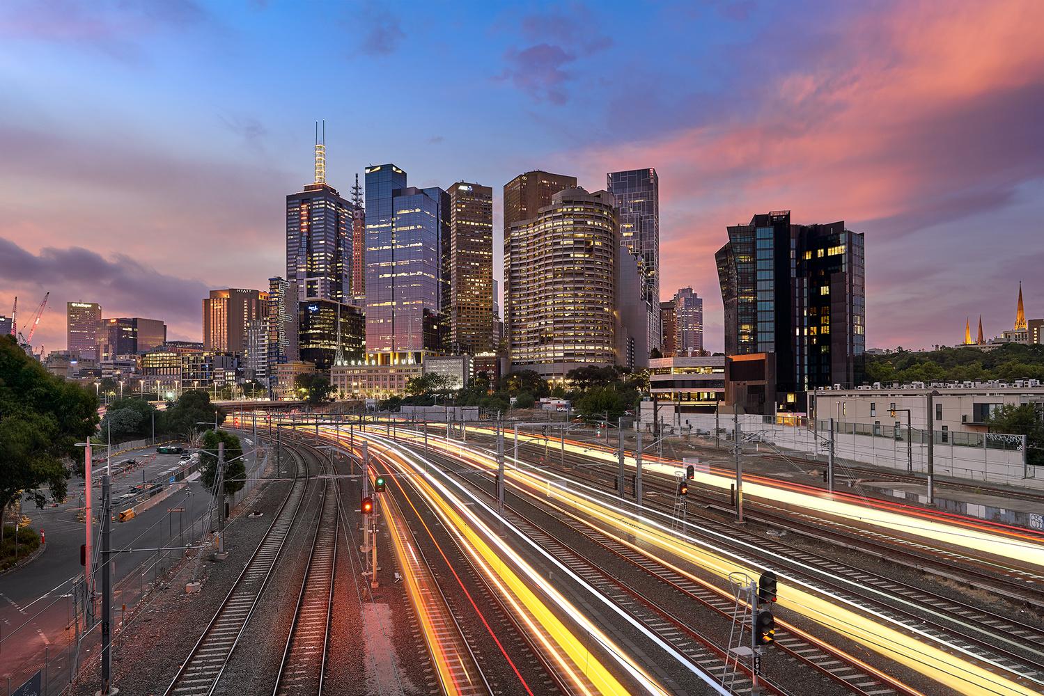 Melbourne City Car Trail by Jason Yang