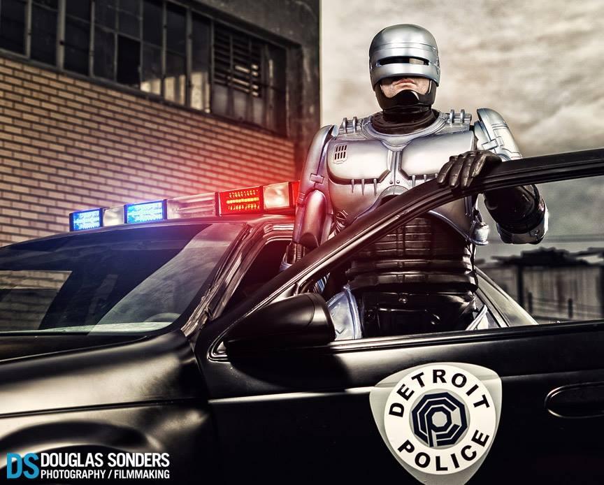Robocop by Douglas Sonders