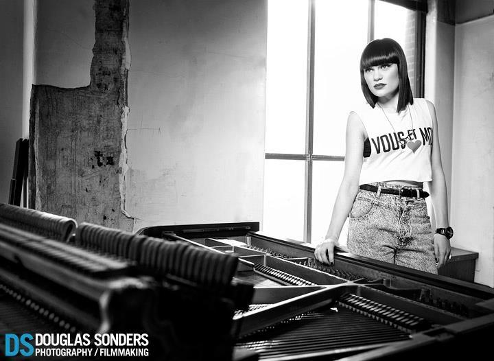 Jessie J by Douglas Sonders