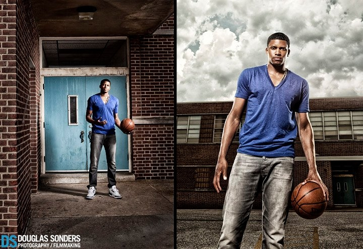 Rudy Gay NBA by Douglas Sonders