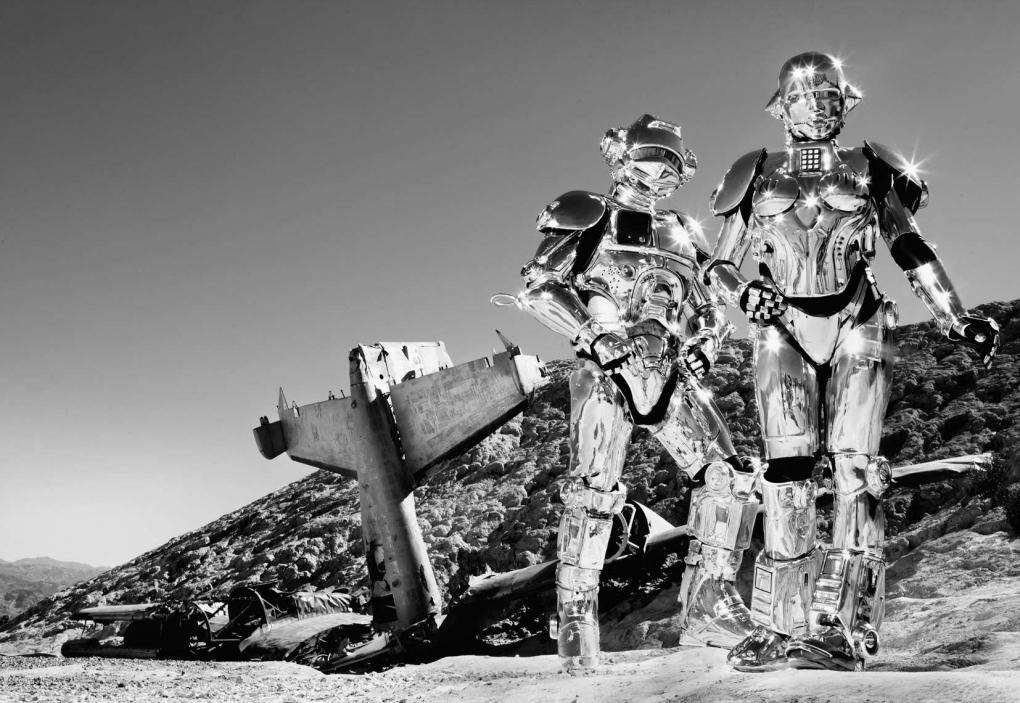 Bots 2 by Douglas Sonders