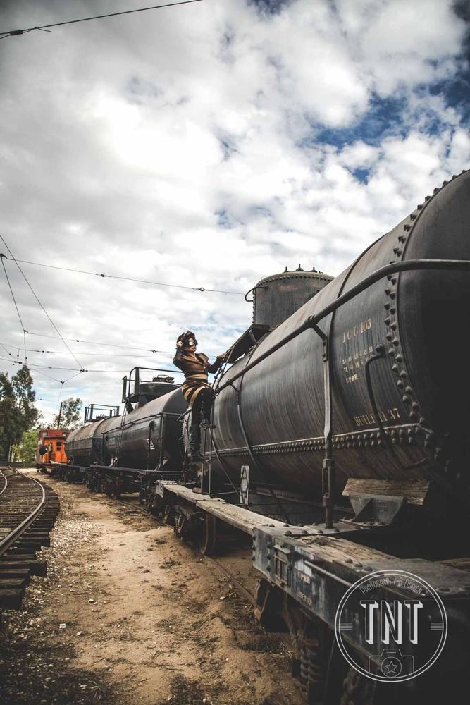 Steampunk by Taci Thompson