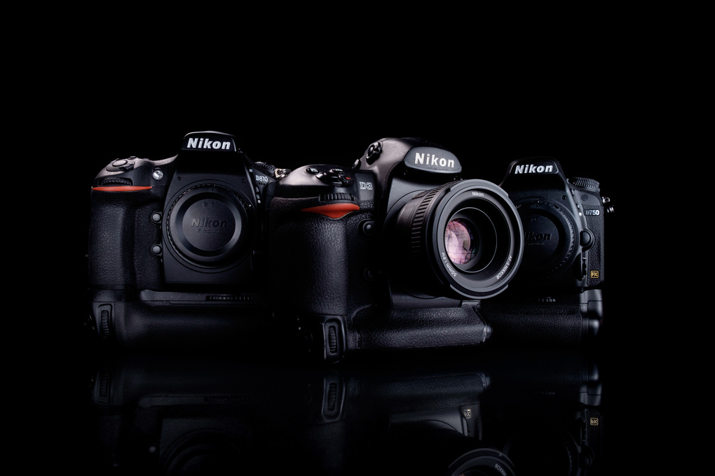 Nikon Gear by Laya Gerlock
